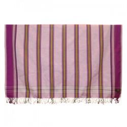 Kikoy Light Purple Striped
