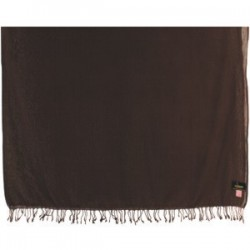 Marini Sarong (Two Tone) Brown Chocolate/Red