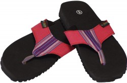 Kasuku Kikoy Women Sandals with a Black Sole