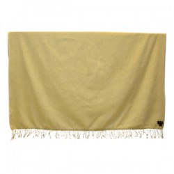 Marini Sarong (Two Tone) Lemon Yellow/White