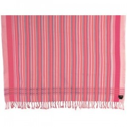 Swara Kikoy Candy Pink Multi-Striped