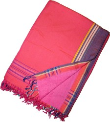 Kikoy Beach Towel Bright Pink/Red_395/43